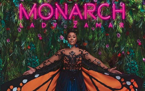 South African singer, Lady Zamar, shares her sophomore album, 'Monarch'