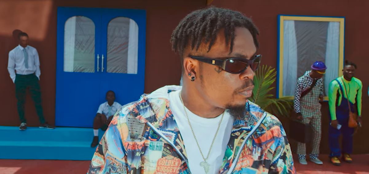 """Olamide gets back his dance-video groove for """"Oil and Gas"""" music ..."""