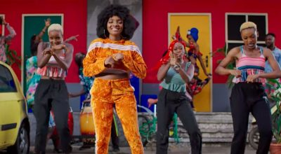 """See the colorful music video for Simi and Patoranking's """"Jericho"""" - The Native"""