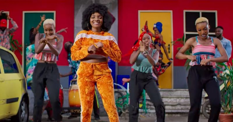 "See the colorful music video for Simi and Patoranking's ""Jericho"" - The Native"