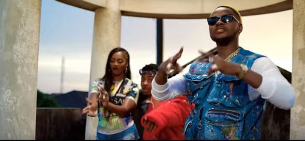 """See the music video for Young John, Kizz Daniel and Tiwa Savage's """"Ello Baby"""""""