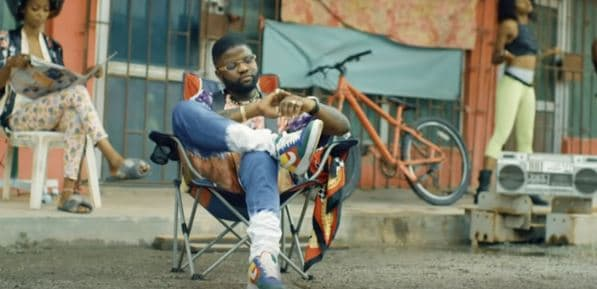 """See Skales in Video For New Single, """"Ego"""""""
