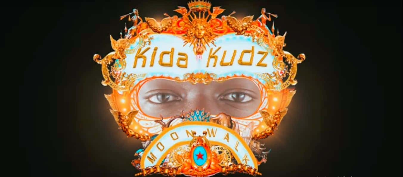 "Watch the music video for Kida Kudz's latest single, ""Moonwalk"""