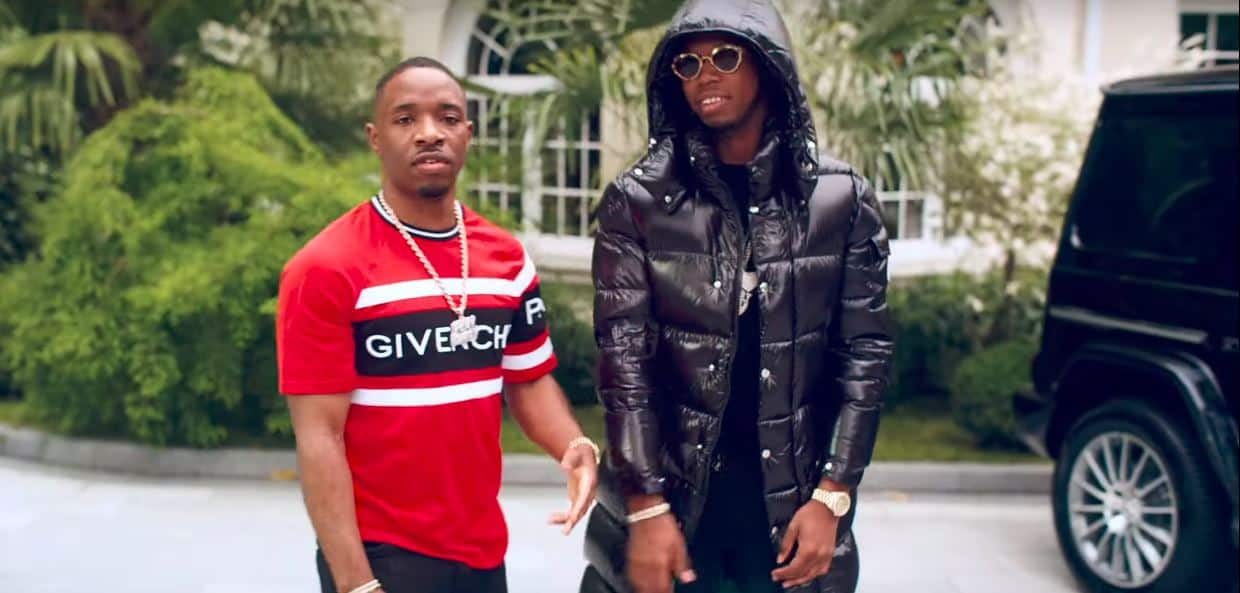 """Krept and Konan share music video for """"I Spy"""", featuring Headie One and K-Trap"""