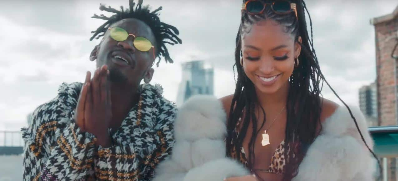 """Watch Mr Eazi adorable attempt to charm his love interest in """"Supernova"""" music video"""