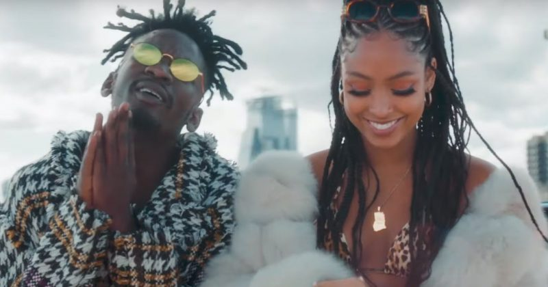 "Watch Mr Eazi adorable attempt to charm his love interest in ""Supernova"" music video - The Native"