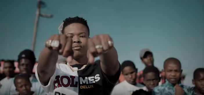 """Nasty C celebrates the success of sophomore album with the music video For """"Strings & Blings"""""""