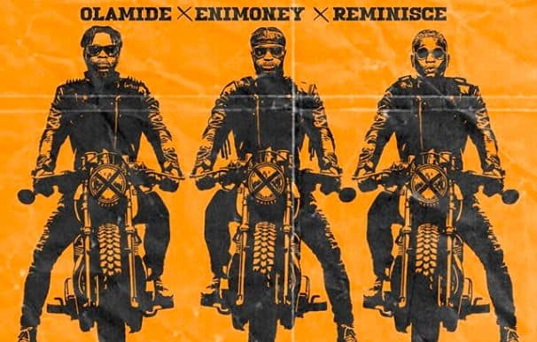 "Olamide, DJ Enimoney and Reminisce collaborate for new single, ""Shibinshi"""