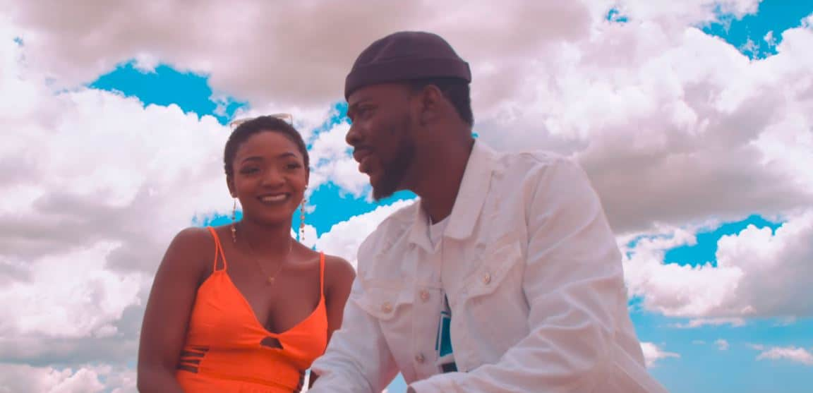 """Simi shares music video for """"By You"""", featuring Adekunle Gold"""
