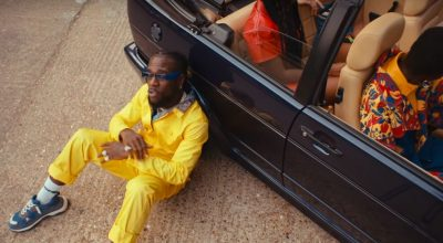 """Burna Boy shares colorful car-centric new music video for """"Pull Up"""" - The Native"""