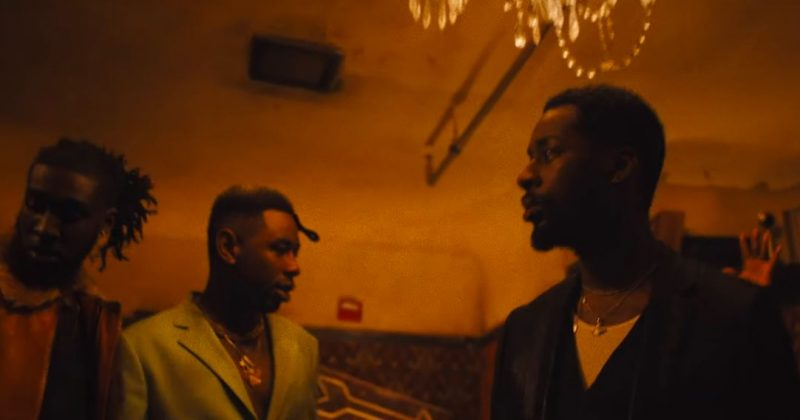 "Santi is responsible for the chaotic music video for GoldLink's ""U Say"", featuring Jay Prince and Tyler, The Creator - The Native"