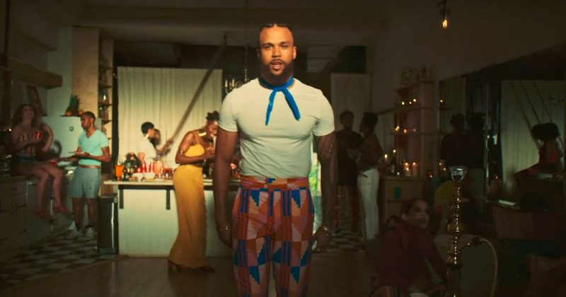 "Jidenna parties with the clan in his music video for ""Tribe"" - The Native"