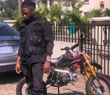 """Lil Kesh Features Mayorkun On Latest Release, """"Nkan Be"""""""