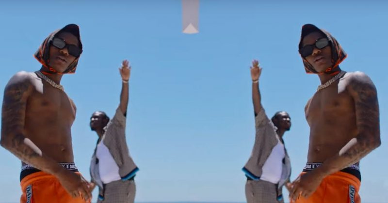 """Watch the airy music video for Kojo Funds and Wizkid's """"I Like"""" - The Native"""