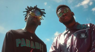 "Watch the music video for Nonso Amadi and Mr Eazi's ""Go Outside"" - The Native"