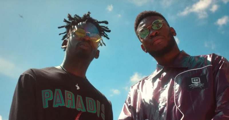 """Watch the music video for Nonso Amadi and Mr Eazi's """"Go Outside"""" - The Native"""