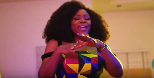 """Omawumi throws a surprise party """"For [Her] Baby"""""""