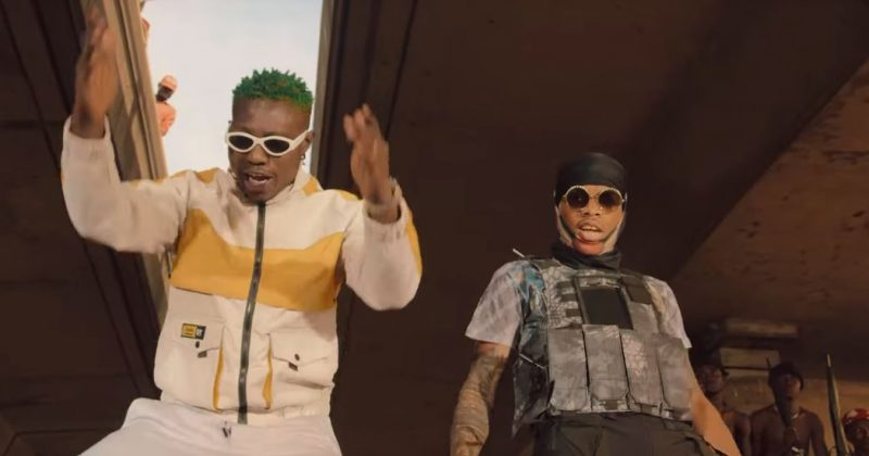 "Tekno shares music video for new single, ""Agege"", featuring Zlatan - The Native"