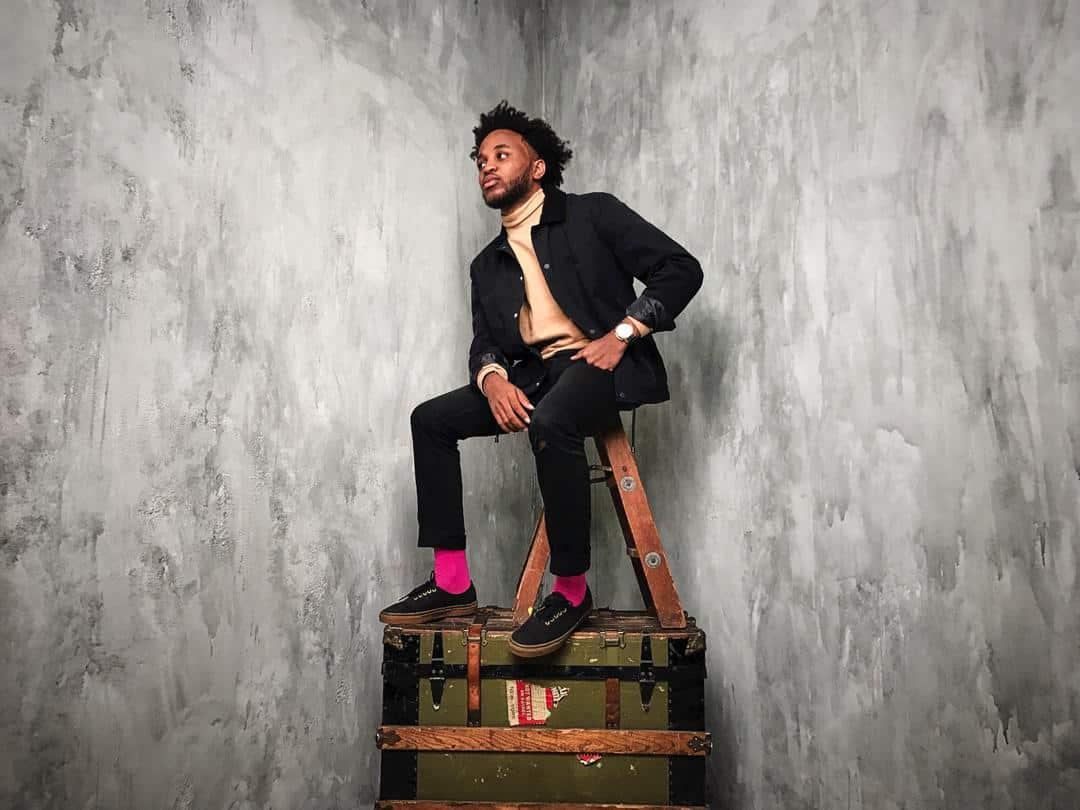 Make room Lupita! Ifeanyi Dike jr. is gunning to bridge Nollywood and Hollywood