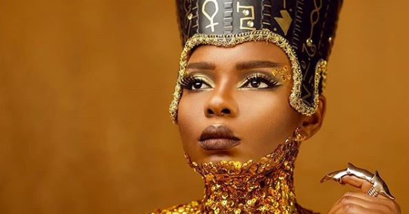 """Yemi Alade premiers two new singles, """"Home"""" and """"Give Dem"""" off her coming 'Woman of Steel' album"""