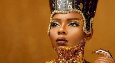 """Yemi Alade premiers two new singles, """"Home"""" and """"Give Dem"""" off her coming 'Woman of Steel' album - The Native"""
