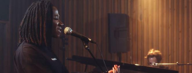 "Watch Asa perform a stirring rendition of new pre-album single, ""My Dear"""