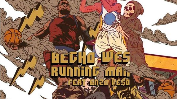 """Begho and Enzo Pe$o paint a snapshot of their flashy ambition on """"Running Man"""" - The Native"""