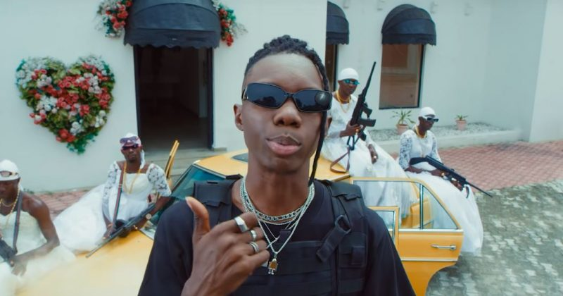 "Blaqbonez reveals his menacing Mr Bombastic alter-ego in his ""Shut Up"" music video - The Native"