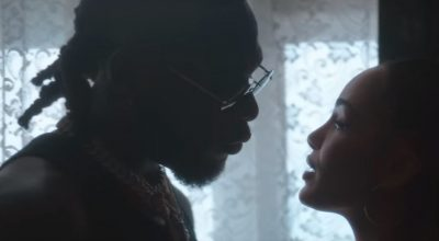 """Burna Boy and Jorja Smith lull viewers into their intoxicating universe in their music video for """"Gum Body"""" - The Native"""