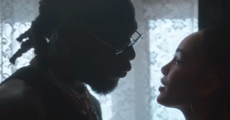 "Burna Boy and Jorja Smith lull viewers into their intoxicating universe in their music video for ""Gum Body"" - The Native"