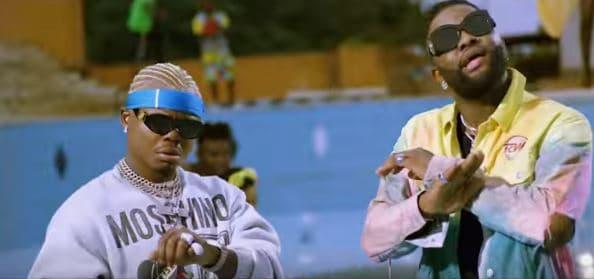 "Skales & Harmonize flaunt their continued chemistry on new single, ""Oyoyo"""