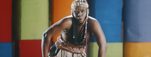"""Yemi Alade's video for """"Give Dem"""" colourfully amps up her diva persona"""