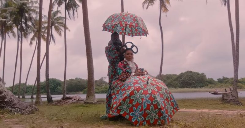 "Yemi Alade shares 'Woman of Steel' album with African romanticizing music video for ""Home"" - The Native"