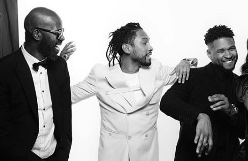 """Black Coffee and Usher give us the soundtrack to dancefloor romance with new single, """"LaLaLa"""" - The Native"""