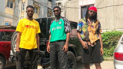 "The DRB crew are patriotic Nigerians on new single, ""Based On"""