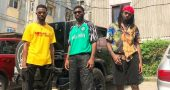 "The DRB crew are patriotic Nigerians on new single, ""Based On"" - The Native"