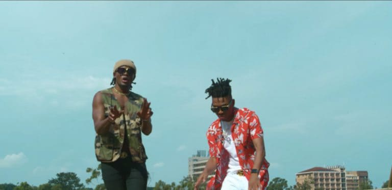 """Mayorkun joins Arrowbwoy in the video for """"African Woman"""""""