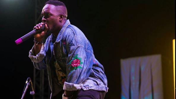 """M.I Abaga's """"The Warrior"""" preaches resilience through personal experiences"""