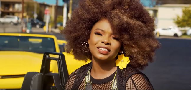 """Watch Yemi Alade in the cheery video for latest single, """"Vibe"""""""