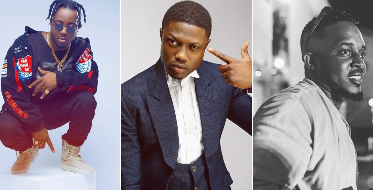 """Zoro, Vector & M.I Abaga aren't with the fake shit on """"One on One (Remix)"""""""