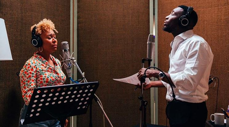 "Timi Dakolo and Emeli Sande get in the holiday spirit on ""Merry Christmas, Darling"" - The Native"