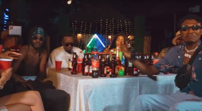 """Efe, BOJ and Ice Prince are partying in their music video for """"Campaign"""" - The Native"""
