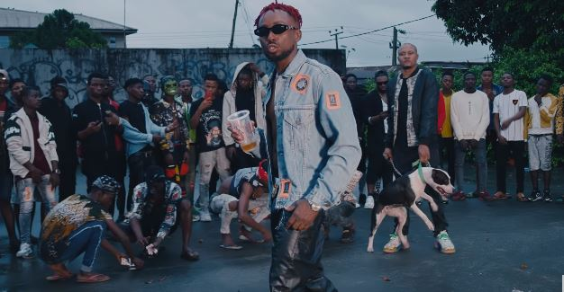 "Watch Erigga show off his hood credentials in video for ""Welcome to Warri"""