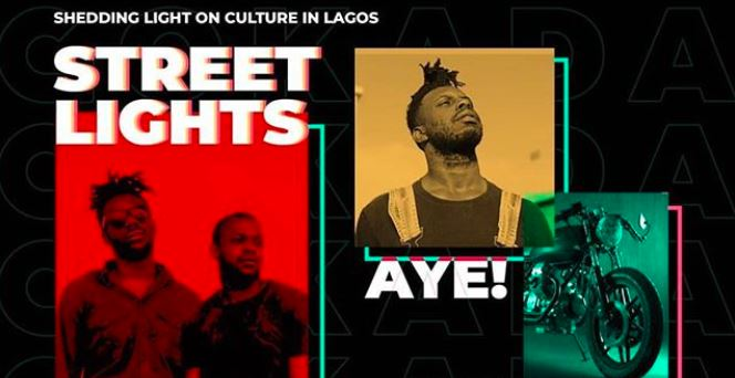 Aye! & The Cavemen To Perform At Gokada's 'Street Lights' Party This Weekend