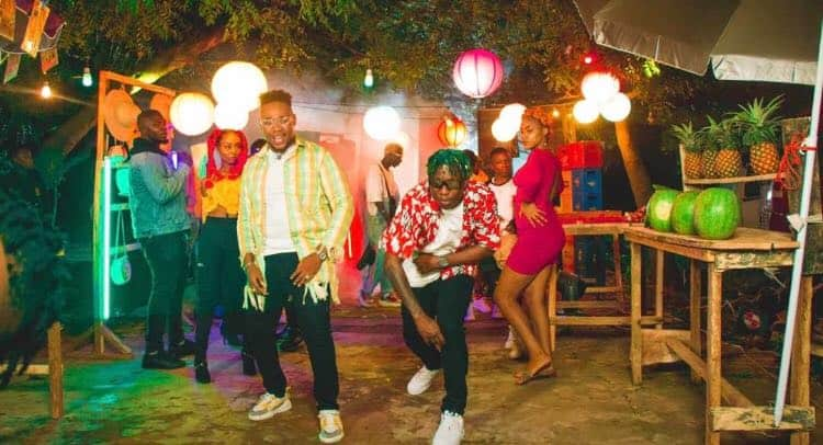 """Buju and Zlatan release befitting video for their hit song, """"Spiritual"""""""
