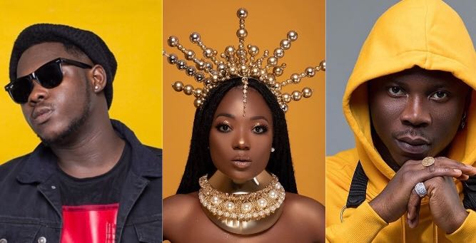 Get to know the Ghanian Artists on Afro Nation Ghana's Line-Up