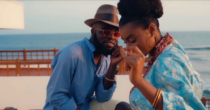 "M.anifest and Burna Boy are on baecation in their music video for ""Tomorrow"" - The Native"