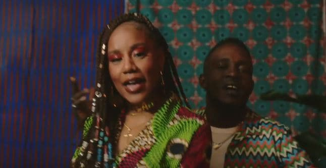 """UK singer Taliwhoah links with M.I Abaga in video for new single, """"Sweet Sweet"""""""