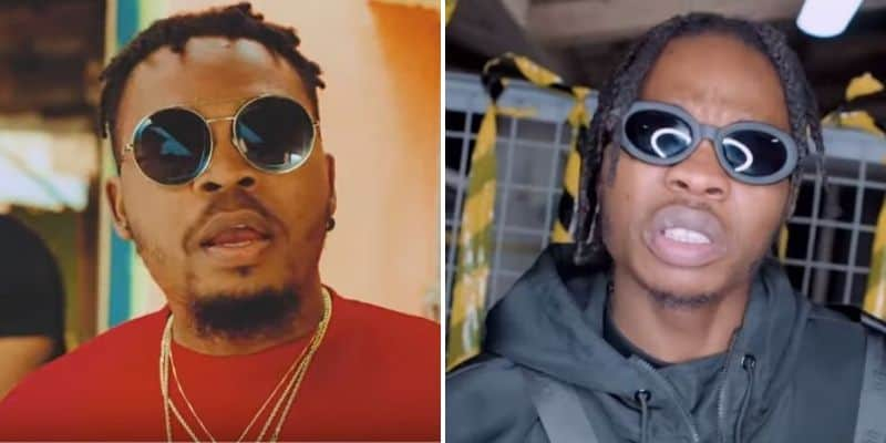 Olamide, Naira Marley & the legitimacy of indigenous rappers
