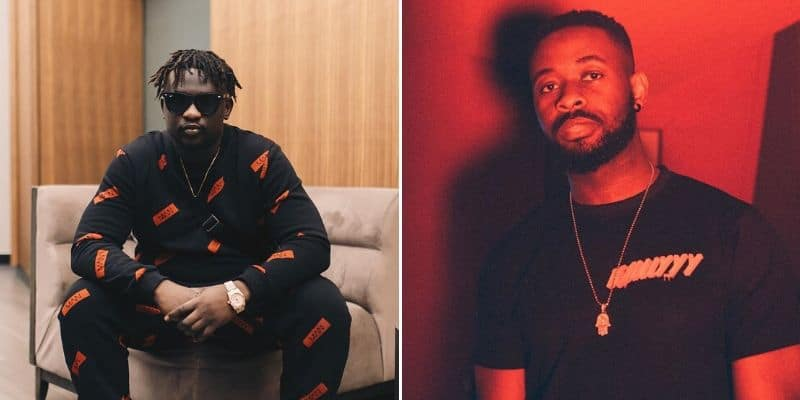 """Wande Coal teams up with Sarz for new single, """"Vex"""""""